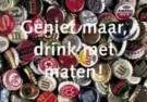 Paul Baars (1949)  -  Geniet maar drinkT & I26 - Postkaart -  C9493-1