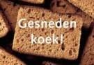 Paul Baars (1949)  -  Gesnede koek     T&I36 - Postkaart -  C9503-1