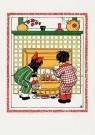 Sijtje Aafjes (1893-1972)  -  Sinterklaas - Postkaart -  C9602-1