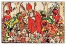 Rie Cramer (1887-1977)  -  Sinterklaas - Postkaart -  C9604-1