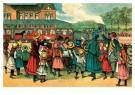 Jan Schenkman (1806-1863)  -  Sinterklaas - Postkaart -  C9614-1