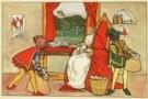 Rie Cramer (1887-1977)  -  Sinterklaas - Postkaart -  C9622-1