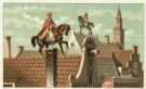 Jan Schenkman (1806-1863)  -  Sinterklaas - Postkaart -  C9627-1