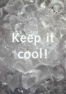 Paul Baars (1949)  -  Keep it Cool - Postkaart -  C9671-1