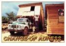 Thomas Haltner  -  Jamaica house-building 2002 - Postkaart -  C9738-1