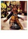 Louis Nagelkerke (1949)  -  Legong dancer 2 - Postkaart -  C9888-1