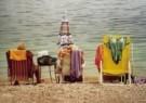 Anne Gadellaa  -  Een dagje aan zee - Postkaart -  C9896-1