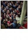 Craigie Horsfield (1949)  -  Processione dei Gigli, Via Carozza, Nola. June 2008.2012 - Postkaart -  CMU002-1
