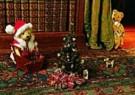 Mirja de Vries  -  Christmas Teds #4 - Postkaart -  D0354-1