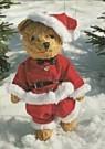 Mirja de Vries  -  Christmas Teds 12 - Postkaart -  D0362-1