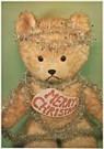 Ronald Hammega (1948)  -  Hammega/ Kerst-Beer. - Postkaart -  D0405-1