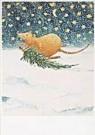 Anne Versteijne  -  A.Versteijne/Kertsmuisje - Postkaart -  D0603-1