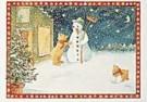 Anne Versteijne  -  A.Versteijne/Be warmhearted - Postkaart -  D0604-1