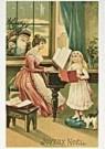 Anoniem,  -  Anoniem/Oude prentbriefkaart - Postkaart -  D0615-1
