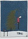Sieb Posthuma (1960-2014)  -  Christmas Time - Postkaart -  D0760-1
