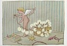 Gertie Jaquet (1958)  -  Engel I - Postkaart -  D0761-1