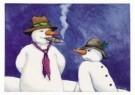 Capucine Mazille  -  Stinksigaartje - Postkaart -  D0907-1