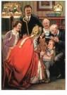 Cornelis Jetses (1873-1955)  -  uit:Het ruisende woud - Postkaart -  D0915-1