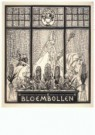 Cornelis Jetses (1873-1955)  -  Uit:In ruimer kring - Postkaart -  D0916-1