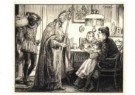 Cornelis Jetses (1873-1955)  -  Uit:Met ons vieren - Postkaart -  D0919-1
