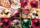 Francis Lake  -  Kerstballen zolder - Postkaart -  D0925-1