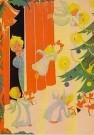 Henny Box (1912-2008)  -  Tekenaar: Henny Box Ca. 1935 - Postkaart -  D1006-1