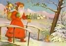 -  Prentbriefkaart, ca. 1950 - Postkaart -  D1013-1
