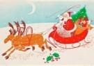 Willy Schermerle (1904-1995)  -  Prentbriefkaart, ca. 1960 - Postkaart -  D1033-1