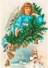 -  Prentbriefkaart, ca. 1900 - Postkaart -  D1036-1