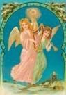 -  Oude prentbriefkaart - Postkaart -  D1052-1