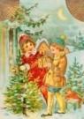 -  Prentbriefkaart, ca. 1920 - Postkaart -  D1055-1