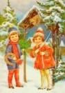 -   Prentbriefkaart, ca. 1930 - Postkaart -  D1068-1