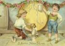 -   Prentbriefkaart, ca. 1910 - Postkaart -  D1069-1