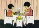 Rie Cramer (1887-1977)  -  Illustratie - Postkaart -  D1090-1