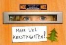 Fred Ottens  -  Maar wel kerstkaarten] - Postkaart -  D1098-1