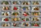 Rolf Unger  -  The Christmas automatiek - Postkaart -  D1102-1