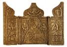 -  De Heilige Nicolaas  drieluik - Postkaart -  D1111-1