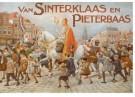 -  Omslag van 'Van Sinterklaas en Pieterbaas' - Postkaart -  D1121-1