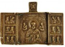 -  De Heilige Nicolaas en enkele heiligen - Postkaart -  D1127-1