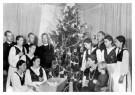 Spaarnestad Fotoarchief,  -  The Trapp family singers - Postkaart -  D1162-1