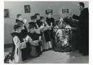 Spaarnestad Fotoarchief,  -  Kloosterschool van de Benedictijnen - Postkaart -  D1174-1