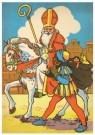 . - Sint en Piet - Postkaart - D1227-1
