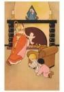 .  -  Sint bij de schoorsteen - Postkaart -  D1229-1