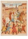 .  -  Aankomst van Sint-Nicolaas - Postkaart -  D1235-1