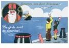 -  Aankomst van Sint Nikolaas - Postkaart -  D1241-1
