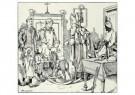 Anoniem  -  Sint en Piet op bezoek - Postkaart -  D1243-1