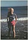 Bill Burnside (1926-1986)  -  M.Monroe, Malibu nr. 2 - Postkaart -  F1189-1