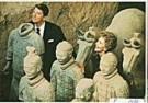 Li Ping  -  Reagan in China - Postkaart -  F1476-1