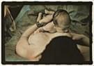 Jan Saudek (1935)  -  Saudek/ (baby aan borst) - Postkaart -  F1693-1