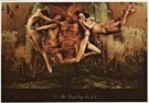 -  Vascul/ Unt.9 - Postkaart -  F1757-1
